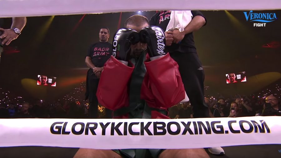 badr hari va bene entrance glory song track