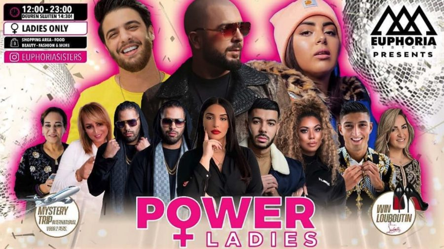 powerladies event amsterdam 2020